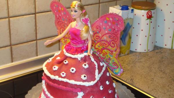 Τούρτα Γενεθλίων Barbie - Barbie Cake