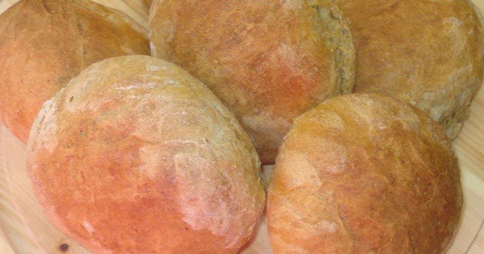Ψωμάκια για Μπέργκερς - Burger Buns