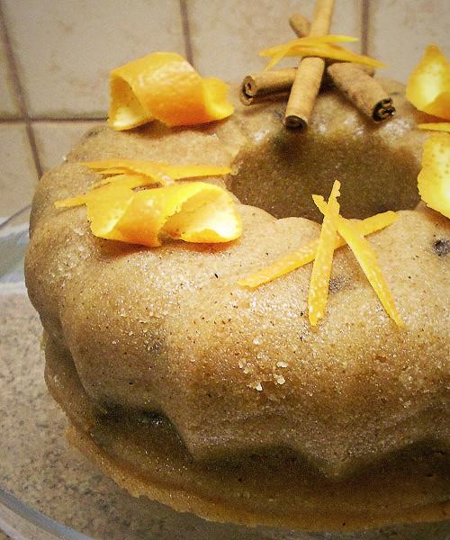Χαλβάς Σιμιγδαλένιος με Πορτοκάλι - Semolina Orange Cake Halvah