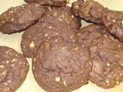 Σοκολατένια Μπισκότα - Handmade Cookies