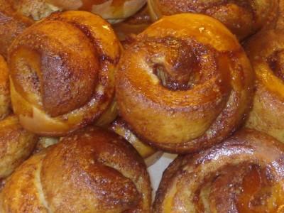 Ψωμάκια Κανέλας - Cinnamon Brioche