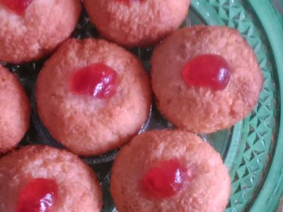 Μπισκότα Καρύδας - Coconut Biscuits