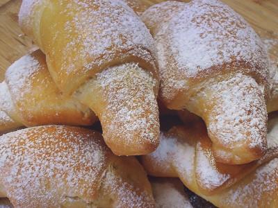 Εύκολα Σπιτικά Κρουασάν - Easy Homemade Croissants
