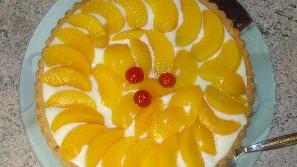 Τάρτα Φρούτου - Fruit Tart