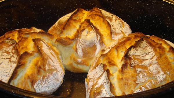 Σπιτικό Ψωμί στο Λεπτό - Homemade Bread