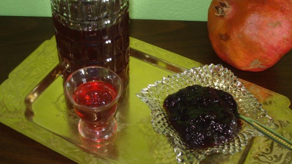 Λικέρ Ρόδι - Liquer Pomegranate