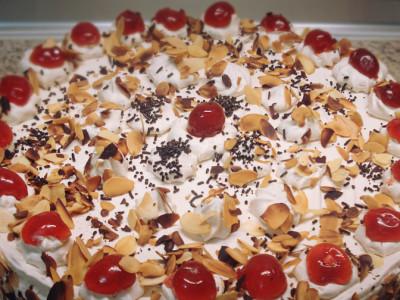 Τούρτα Μόκα - Mocha Cake