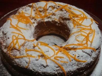 Κεικ Πορτοκάλι - Orange Cake