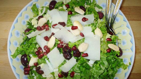 Σαλάτα Ρόδι - Pomegranate Salad