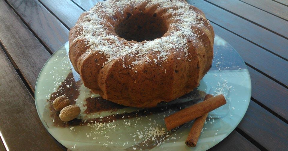 Κεικ Κολοκύθι - Pumpkin Cake