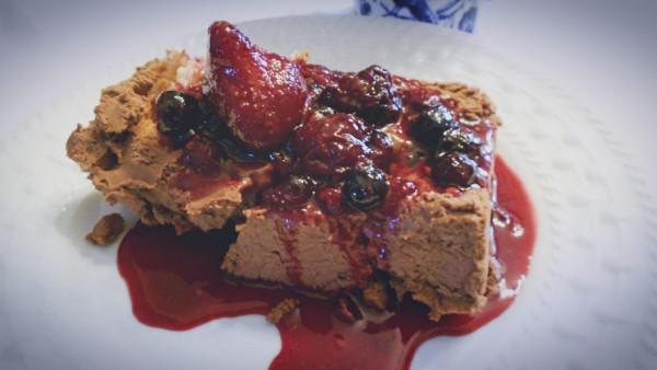 Σπιτικά Σου με Μους Σοκολάτας - Cream Puffs with Chocolate Mousse