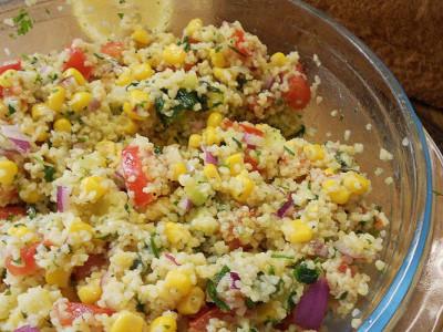 Σαλάτα Ταμπουλέ - Tabbouleh Salad