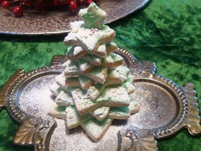 Χριστουγεννιάτικο Μπισκοτόδεντρο
